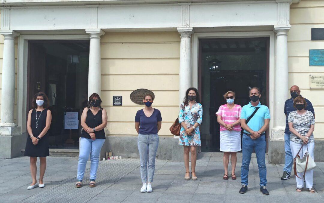 El PP de Alcalá denuncia que el alcalde socialista no ha organizado el minuto de silencio contra la violencia machista